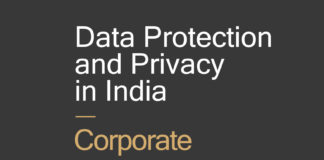data protection and privacy law in india